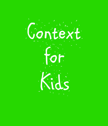 Context For Kids - A New Homeschooling Supplementary Curriculum for Bible/History