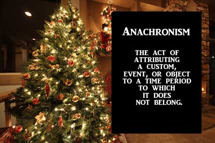 Confronting the Memes Pt 7: Did Jeremiah condemn Christmas trees or are we being anachronistic?