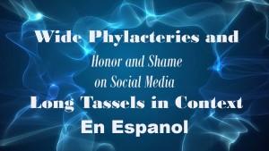 phylacteries espanol