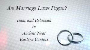 marriage pagan