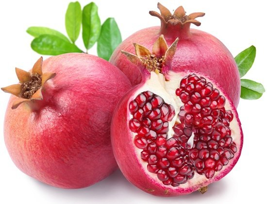 Pomegranates, the Star of David and Shavuot (aka Pentecost)