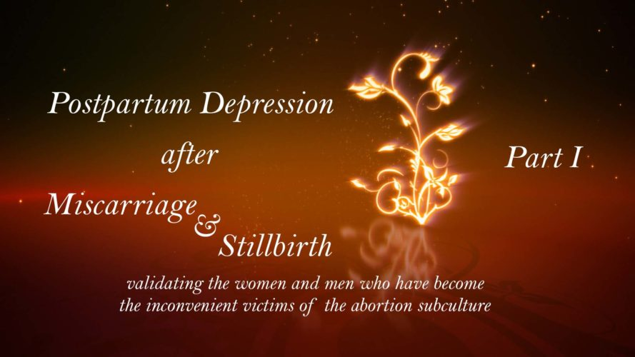 Postpartum Depression after Miscarriage and Stillbirth Pt 1: The Dream