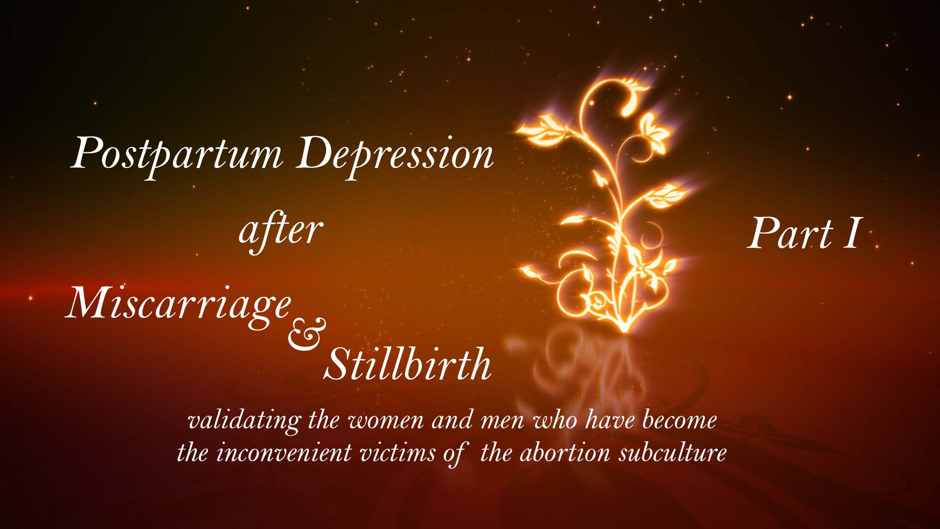 Has Someone You Know Had a Miscarriage? Are they Barren